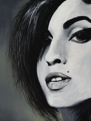 Ashley Verrill Abstract Art - Rehab